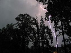 Lightning Bolt - Taken by David on 8/15/2002